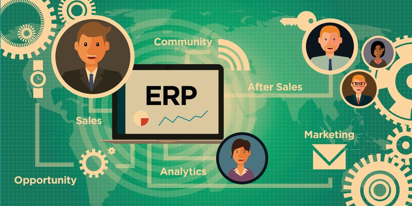 ERP Software Provider for Companies in Dubai