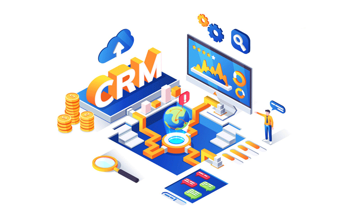 crm software in uae